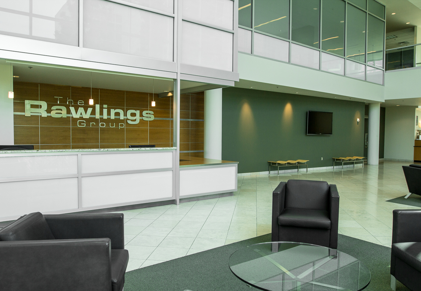 The Rawlings Group Lobby